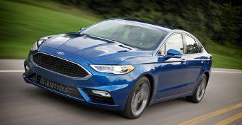 Ford Fusion Categoria Eco
