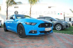 Noleggio Auto Scafati Ford Mustang 2