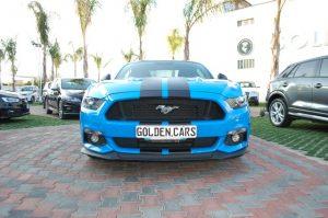 Noleggio Auto Scafati Ford Mustang 3