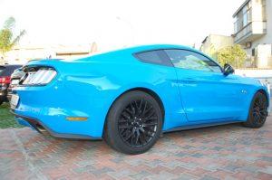 Noleggio Auto Scafati Ford Mustang 5