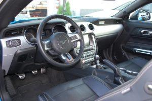 Noleggio Auto Scafati Ford Mustang 7